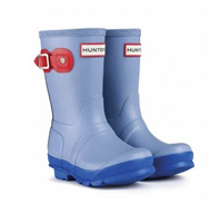 Hunter Boots- Kids Original Contrast Rain Boots